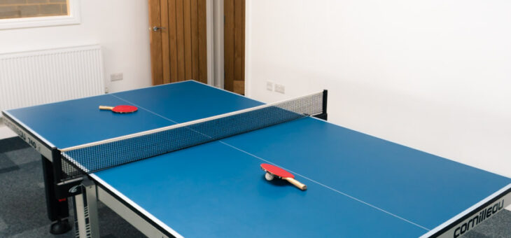 Office Activities – New Ping Pong Table for SBC Team Members