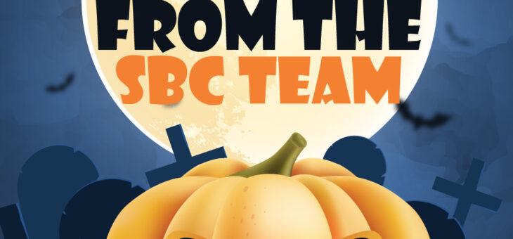 Trick Or Treat Happy Halloween 2020
