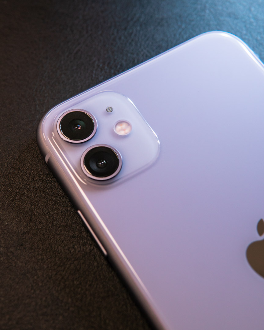 Cheap and Rare But Powerful Purple iPhone 11