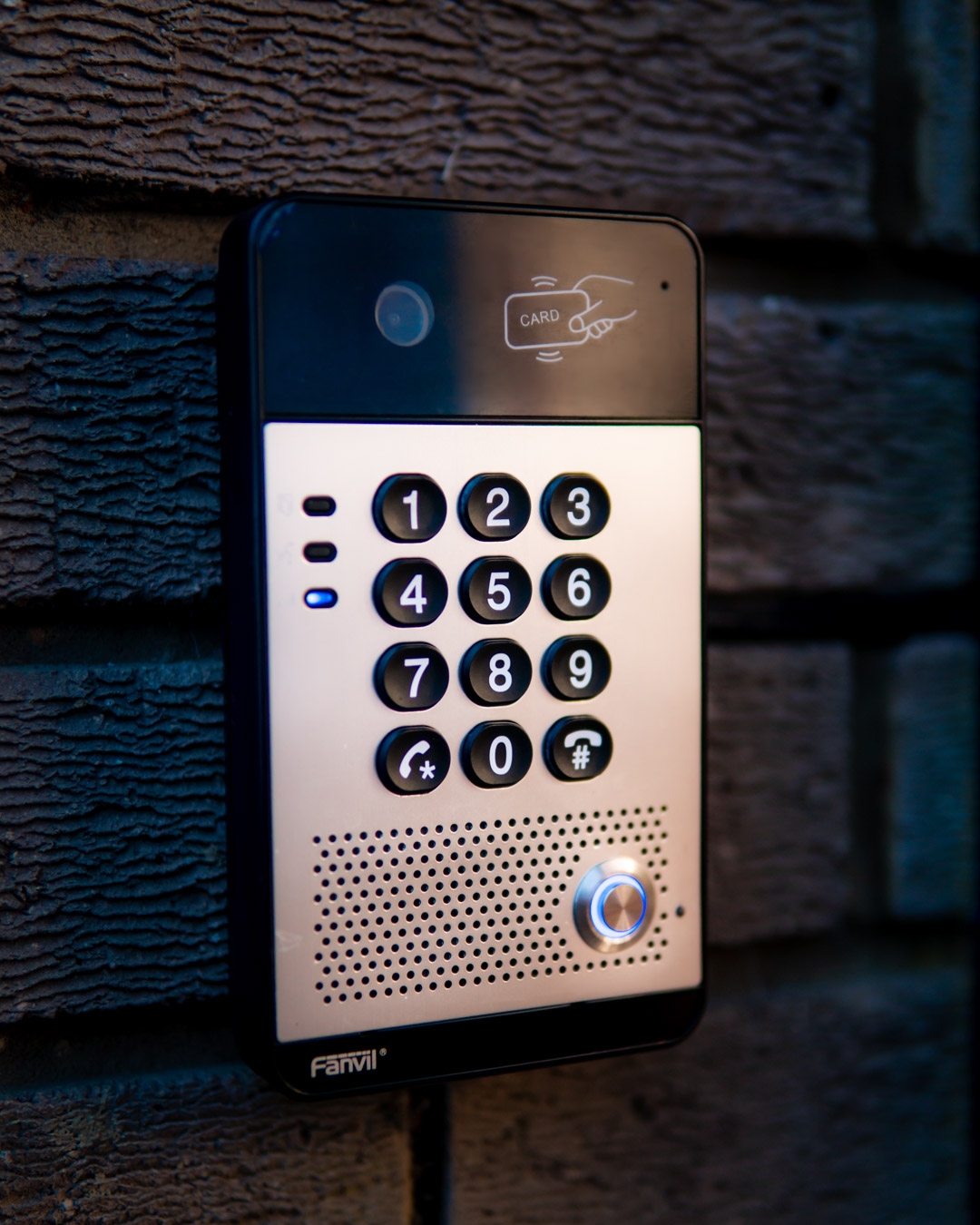 COVID-19 Safe Workplace With A Video Door Phone Solution