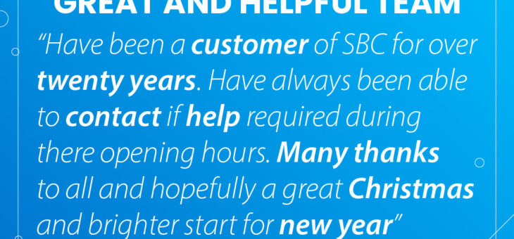 SBC Reviews: Chris Riley's 5-Star Review